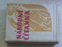 Národní čítanka - Borecký 1939