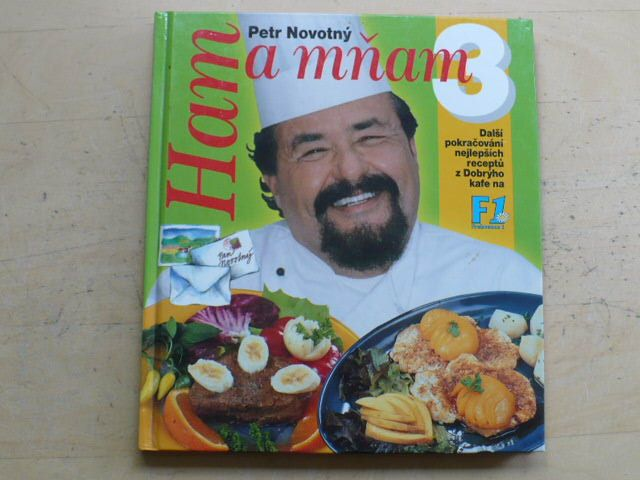 Novotný - Ham a mňam 3 (2002)