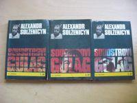 Solženicyn - Souostroví GULAG 1,2,3 (1990)