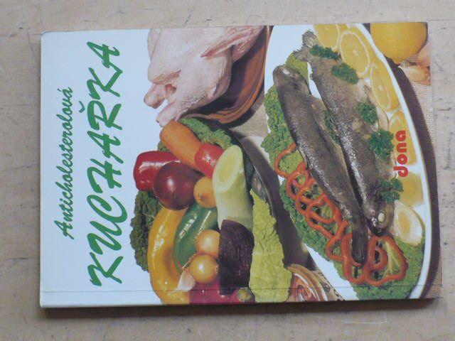 Velemínský ml. - Anticholesterolová kuchařka (1993)