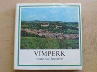 Vimperk - město pod Boubínem (1979)