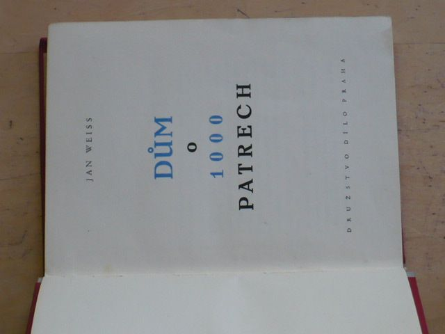Weiss - Dům o 1000 patrech (1948)
