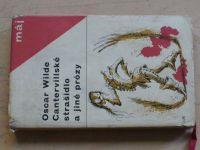 Wilde - Cantervillské strašidlo a jiné prózy (1965)