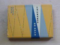Adam Schaff - Úvod do sémantiky (1963)