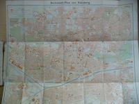 Beckmann Führer - Nürnberg und Umgebung - Norinberk, průvodce, mapa