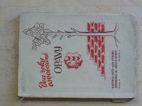 Dva roky osvobozené Opavy  (1947)