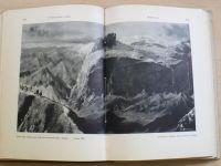 E. S. Vráz - V zemí zlata a Inků (Toužimský 1939) il. Burian