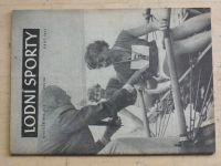 Lodní sporty 9 (1955) ročník VII.