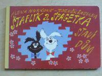 Munková - Štaflík a Špagetka staví dům (1991)