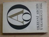 Okresní archív v Olomouci (1986)