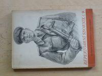 Repertoární sborník č. 9 - Ústřední dům československé armády (1954)