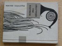 Hrubín - Romance pro křídlovku, il. J.Trnka (1963)