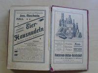 Katharina Prato Süddeutsche küche (Wien 1911) Jihoněmecká kuchařka