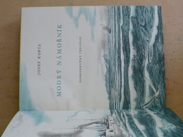 Kopta - Modrý námořník (1947)