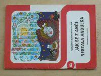 Ilustrované sešity 63 - Šrut - Jak se z Anči nestala Andulka (1980)