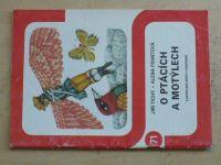 Ilustrované sešity 71 - Tichý - O ptácích a motýlech (1981)
