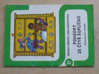 Ilustrované sešity 57 - Třebická - Pohádky ze čtyř šuplíčků (1979)