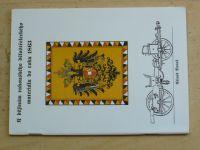 Beneš - K dějinám rakouského dělostřeleckého materiálu do roku 1863 (1995)