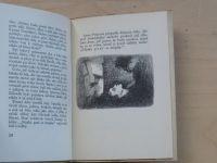 Benjamin Jedlička - Smrt v zrcadle (1943) kresby a úprava Liesler