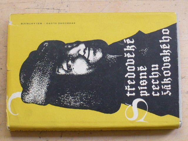 Středověké písně cechu žákovského (1958)