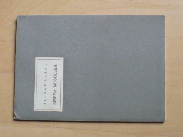 Al - Hamadání - Beseda mosúlská (1943) 59/70