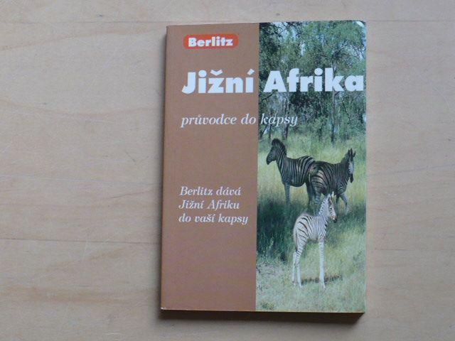 Jižní Afrika - Berlitz průvodce do kapsy (2000)