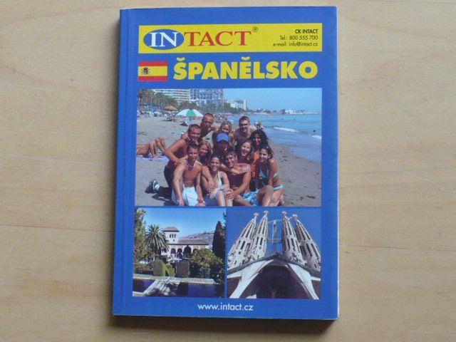 Španělsko - Berlitz kapesní průvodce (2008)