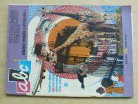 ABC 1-24 (1980-81) ročník XXV. (chybí čísla 7, 10-11, 13-14, 19 čísel)