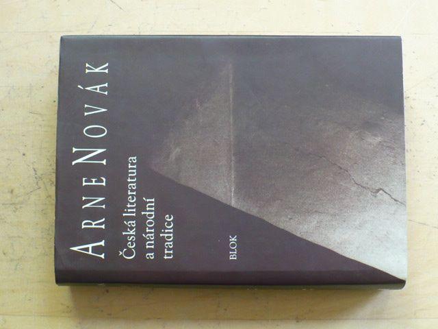 Novák - Česká literatura a národní tradice (1995)
