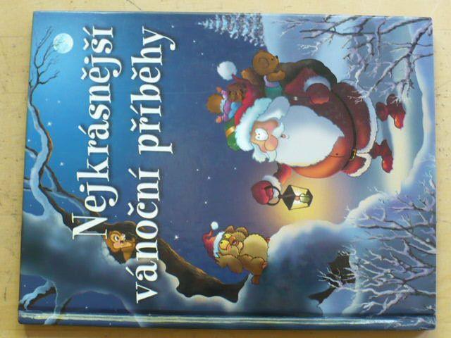 Pacnerová - Nejkrásnější vánoční příběhy (2013)