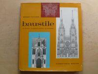 Pothorn - Baustile (München 1968) německy - Architektonické slohy