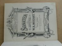 Sonaten für Pianoforte von W.A.Mozart, Album der beliebsten Tänze für das Pianoforte von Waldteufel