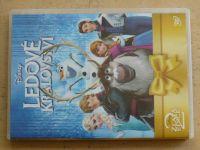 Zlatá edice Disney 2 - Ledové království (2015) DVD