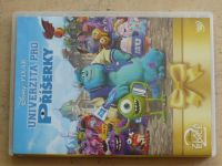 Zlatá edice Disney 2 - Univerzita pro příšerky (2015) DVD