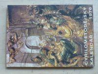 Cyrilometodějský kalendář 1976