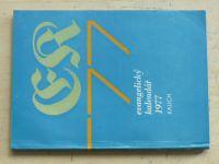 Evangelický kalendář 1977