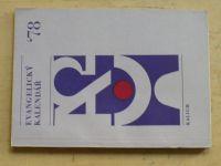 Evangelický kalendář 1978