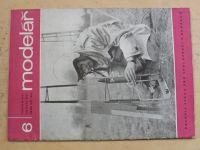 Modelář 6 (1965) ročník XVI.
