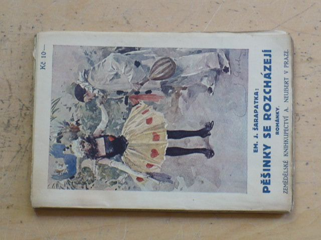 Šarapatka - Pěšinky se rozcházejí (1922)