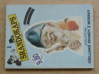 Srandokaps 1-14 (1992-94) chybí číslo 12
