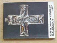 Cyrilometodějský kalendář 1987