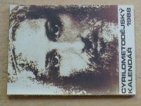 Cyrilometodějský kalendář 1988