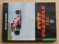 Kovářík - Svět formule 1 (1987)