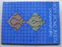 Lehismetsová - Pletené čipkové vzory (1987) slovensky