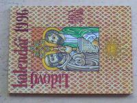 Lidový kalendář 1996