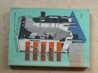 Čácha, Mader - Abeceda obsluhy a provozu parních kotlů (1961)