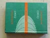 Maďarsko-český česko-maďarský kapesní slovník (1987)