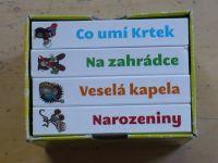 Miler - 4x Krtek: Narozeniny, Nna zahrádce, Co umí krtek, Veselá kapela (2012)