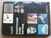 Prette, Capaldo - Tvorivosť tvar farba (1979) výtvarné techniky