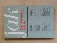 Zielke - Jak číst rychleji a lépe (1988)